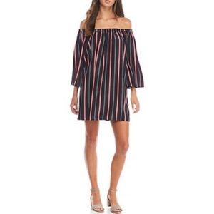 NWT French Connection Hasan Stripe Dress